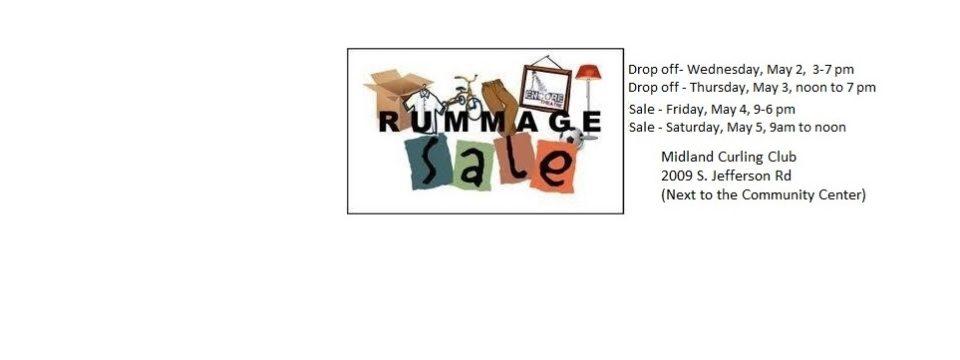 Rummage Sale 2018